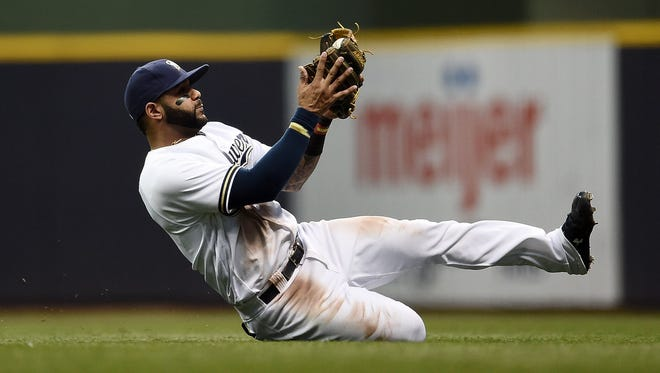 Will Jonathan Villar be part of the Brewers' future? The off-season could determine that.