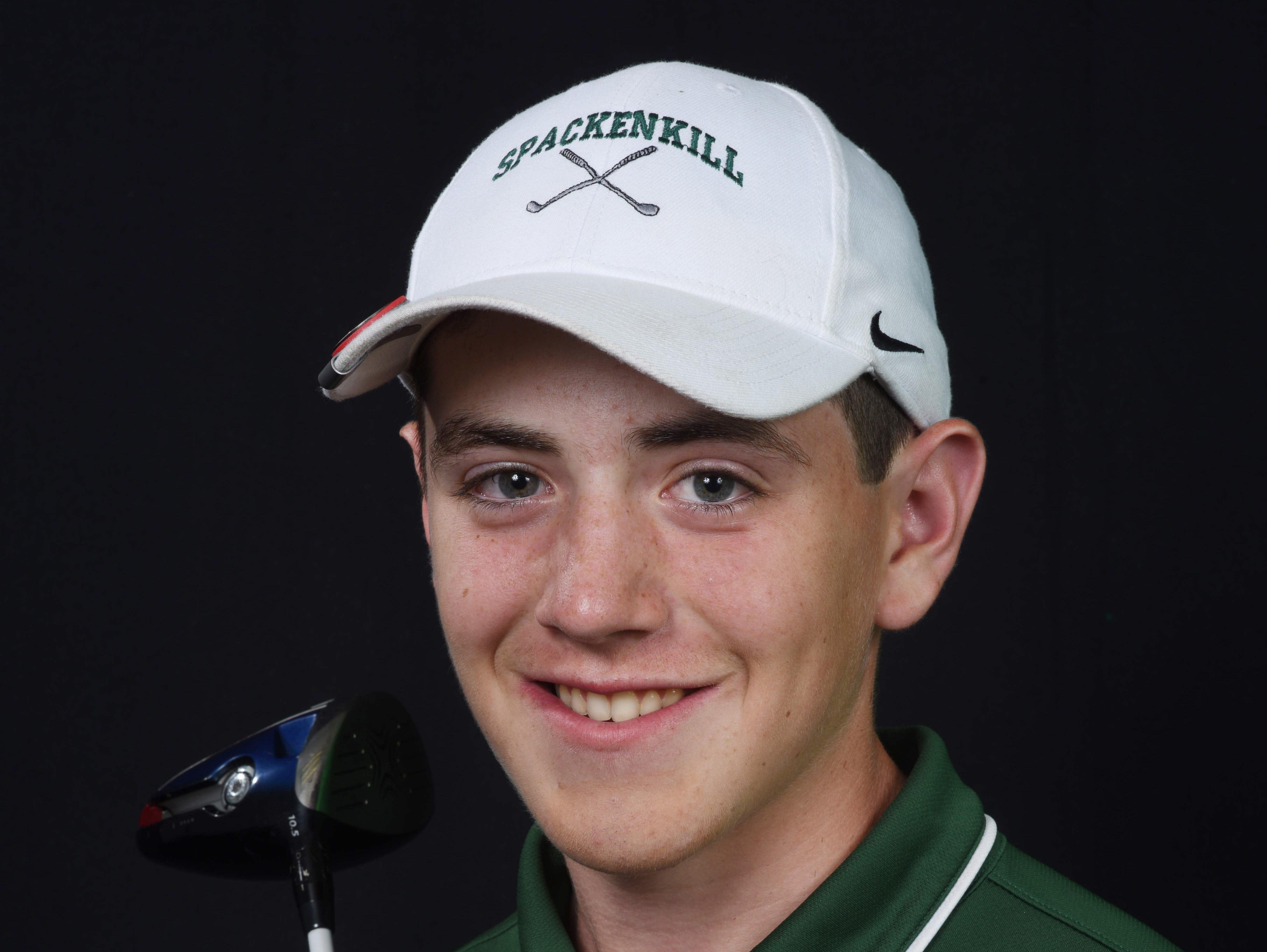 Spackenkill golfer Erik Stauderman.