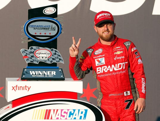 NASCAR XFINITY Series TheHouse.com 300