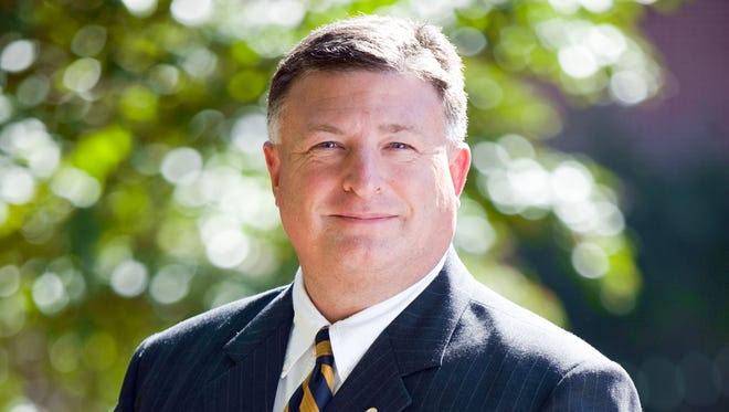 Jim Turcotte is the president of the Clinton Chamber of Commerce and  Vice President of  Enrollment Management and Student Affairs at Mississippi College.