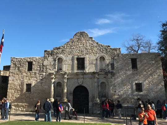 Remember The Alamo Here S Why Group Is Suing To Stop