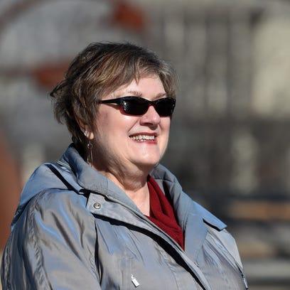 Queen of the Reno arts scene, Christine Fey, retires
