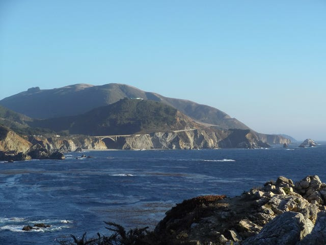 California's Big Sur Highway 1 has reopened