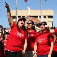 Valdez: The big lie that led to Arizona's #RedForEd teacher walkout