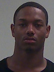 Larry J. Davis-Lee is shown in this Wayne County Jail