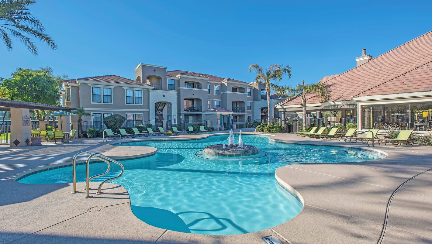 ahwatukee apartment complex sells for $85.2 million
