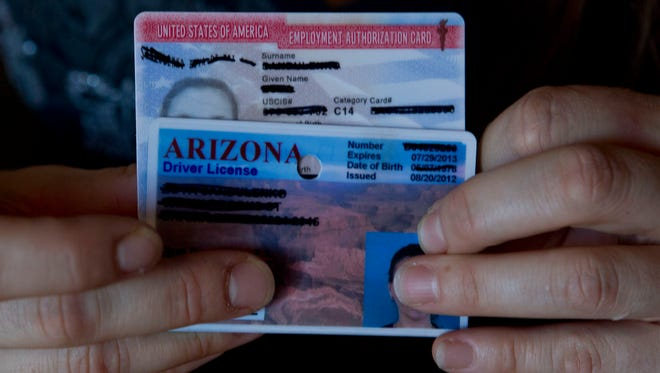 Arizona stopped giving driver's licenses to all immigrants who receive any form of deferred action from deportation.