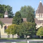 Holy Trinity Catholic Church in Oconto.