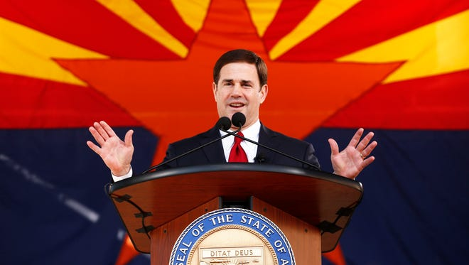 Gov. Doug Ducey's budget proposal reflects a hard look at state operations.