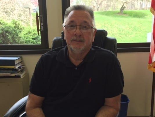 Mount Pleasant Supervisor Carl Fulgenzi