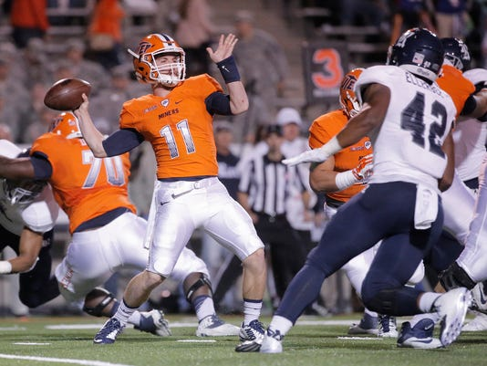 UTEP vs. Rice Football 4