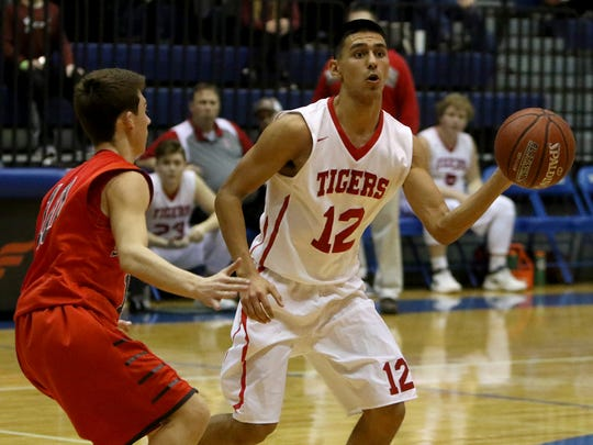 Electra's Jonathan Barrera shared District 9-2A MVP honors.