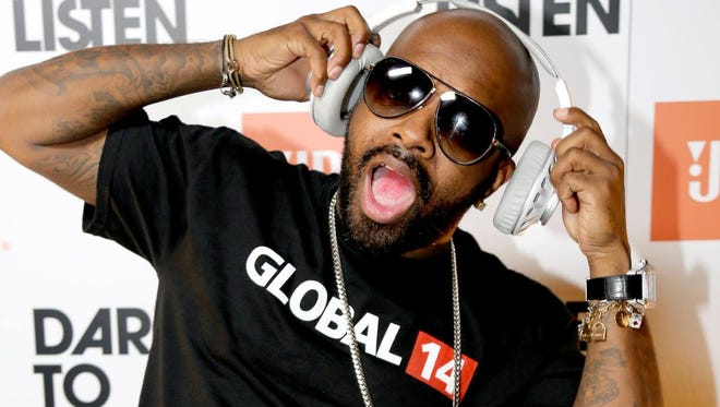 Jermaine Dupri will headline an invitation-only Super Bowl party in Scottsdale.