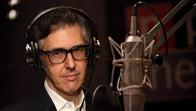 """Ira Glass, host of """"This American Life,"""" comes to the Palladium on Jan. 23."""