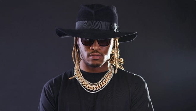 Rapper Future will make an appearance at this year's Neon Desert Music Festival.
