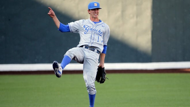 Clay Fisher, a La Quinta graduate playing for UC Santa Barbara, was drafted in the 12th round of the Major League Baseball draft Wednesday by the Baltimore Orioles.