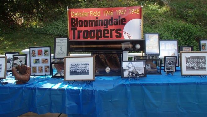 The Bloomingdale Troopers minor league baseball team once played at DeLazier Field in Bloomingdale.