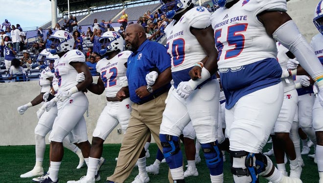 Rod Reed, who began his coaching career at a high school in Florida, will lead Tennessee State against Florida A&M in the Tampa Classic on Saturday.