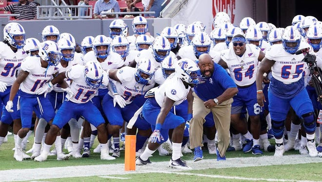Tennessee State is ranked No. 20 in both FCS polls.