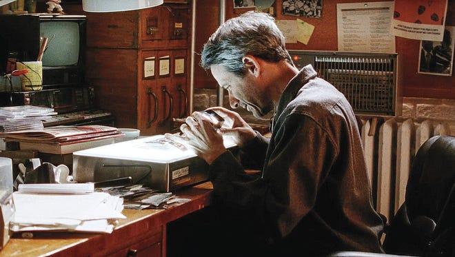 "Adam Horovitz stars in ""Golden Exits."""