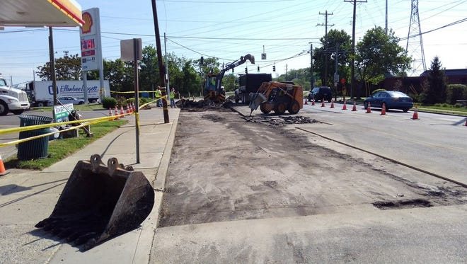 Morgan Ross Road has reopened after work on culvert