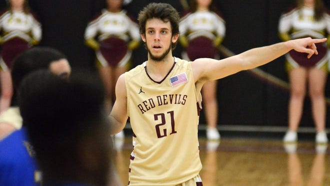 On November 26, Shea Feehan poured in 49 points to break Eureka's single-game scoring record that stood for more than six decades.
