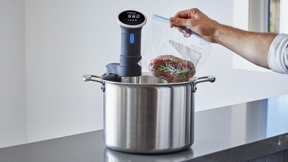 For precise and easy results, sous vide cooking is incredible.