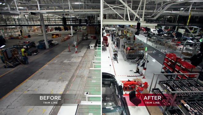 Tesla Motors recently upgraded its Fremont, Calif., factory to increase capacity while improving speed and efficiency.