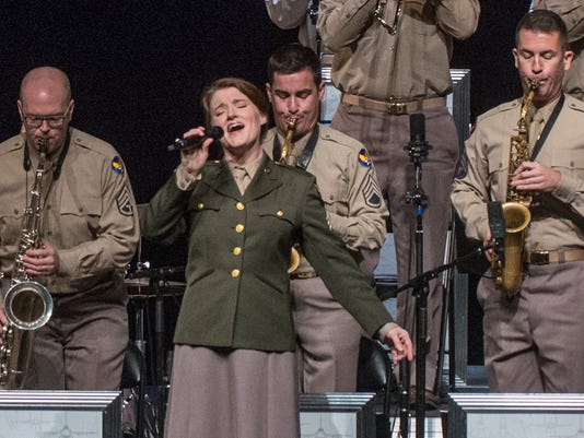 Free tickets still available for tonight's big band Airmen of Note