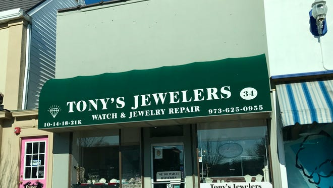 On Feb. 4, Denville police received a call from jeweler Tony Markar who said three men in his Broadway store were possible robbery suspects.