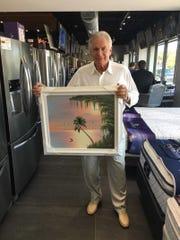 Art collector and philanthropistJerry Morabito donated