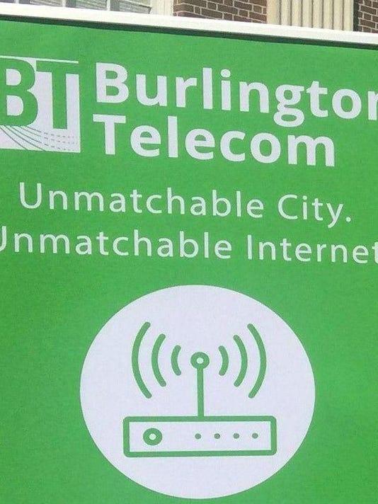 Burlingotn Telecom Banner