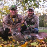 Tyler Frantz: A soldier scores 1st buck with 2nd-hand bow