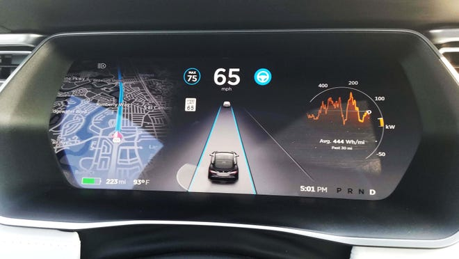California officers recently faced the challenge of stopping a Tesla being navigated by its Autopilot system with a sleeping man at the wheel.