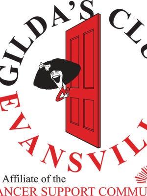 Gilda's Club Evansville logo.