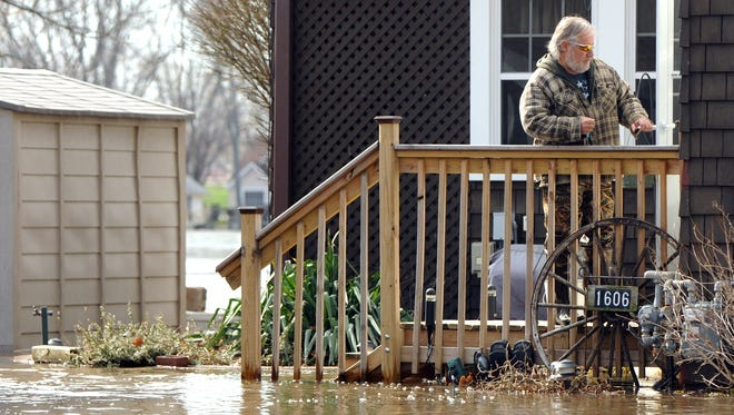 Homeowner's or renter's policies may cover an indoor flood resulting from a burst pipe, but a flood that hits an entire neighborhood is another thing.