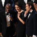 Oscars 2017: 'Moonlight' wins best picture in a wild ending