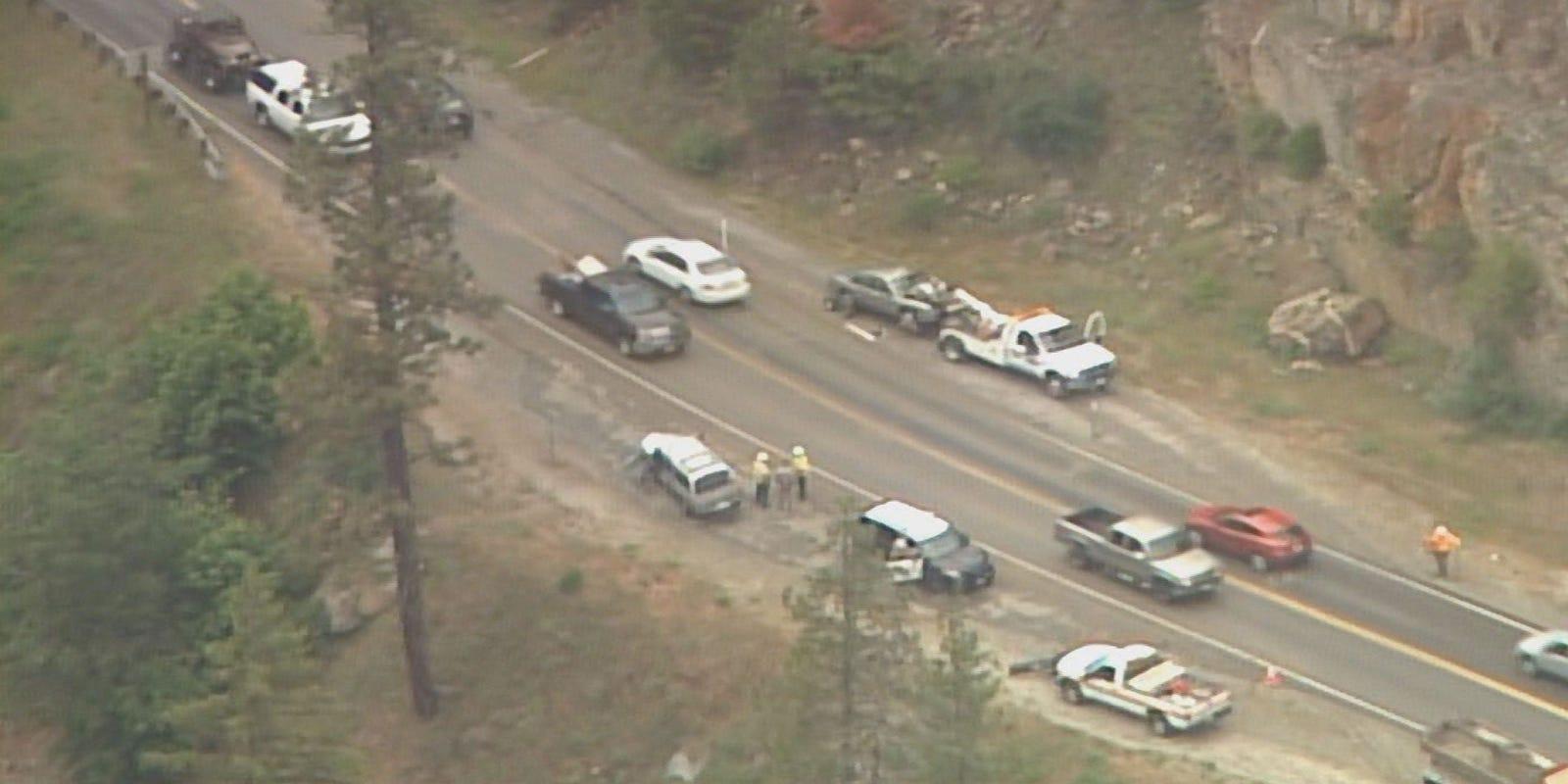 CHP investigates fatal crash on Hwy  50