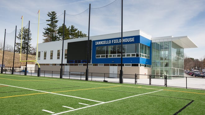 The Ianniello Field House will celebrate it's grand opening on Saturday, April 30th.