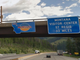 Motorists traveling to Montana catch this creatively