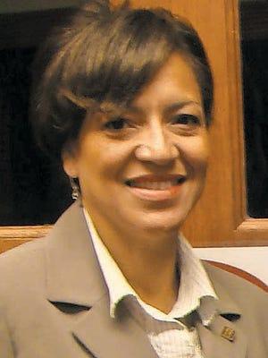 Hinds County administrator Carmen Davis