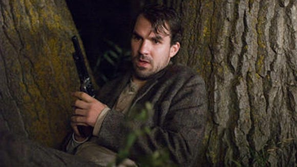 "Paul Schneider as Dick Liddil in ""?The Assassination of Jesse James by the Coward Robert Ford."""