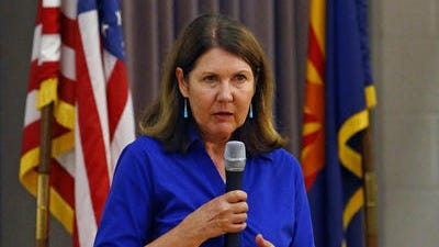 U.S. Rep. Ann Kirkpatrick, D-Ariz.