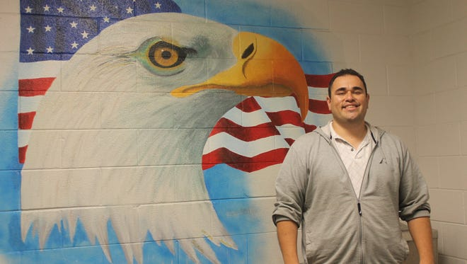 Holloman Middle School teacher, Emanuel Davila, was selected as one of 17 teachers statewide to participate in the 2015-2016 Secretary of Education's Teacher Advisory.