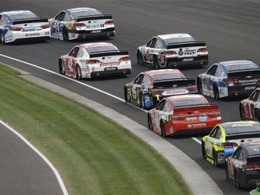 NASCAR Brickyard Auto_Will (1)