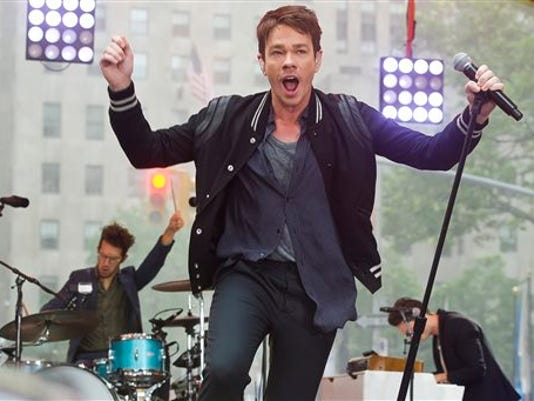 Nate Ruess, lead singer of the band Fun, will bring his solo tour to The Pullo Center in York in September.
