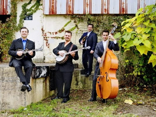 The Travelin  McCourys recently toured with Dierks Bentley and hit the stage Friday in York, the hometown of group members Ron and Rob McCoury.