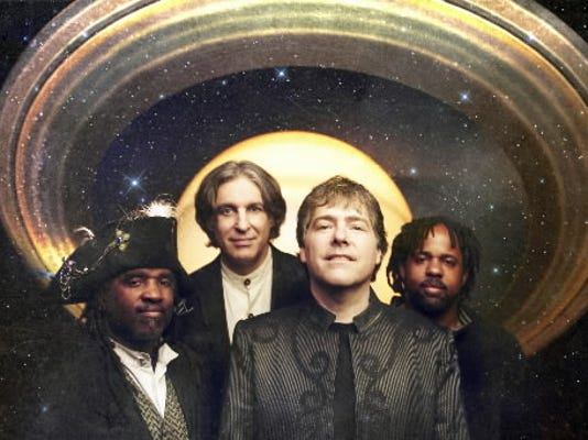 Béla Fleck and The Flecktones fuses fresh sounds with familiar faces on the band s new album and tour. The group s album,  Rocket Science,  hit stores Tuesday, May 17. The tour starts two days before Béla Fleck and The Flecktones stop in York May 31 at the Strand-Capitol Performing Arts Center.