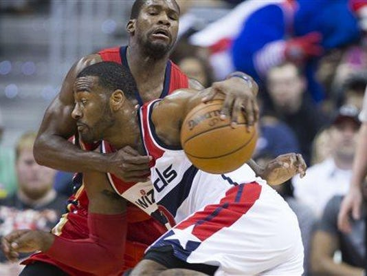 Toney Douglas, John Wall