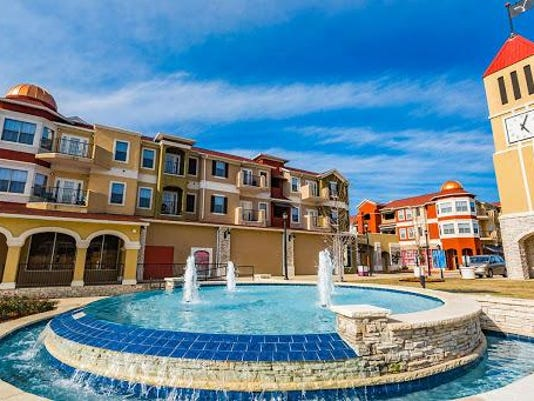 Villaggio Apartment in Bossier City - Courtesy of Villaggio Apartments